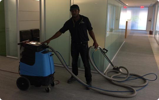 Commercial Furniture Cleaning